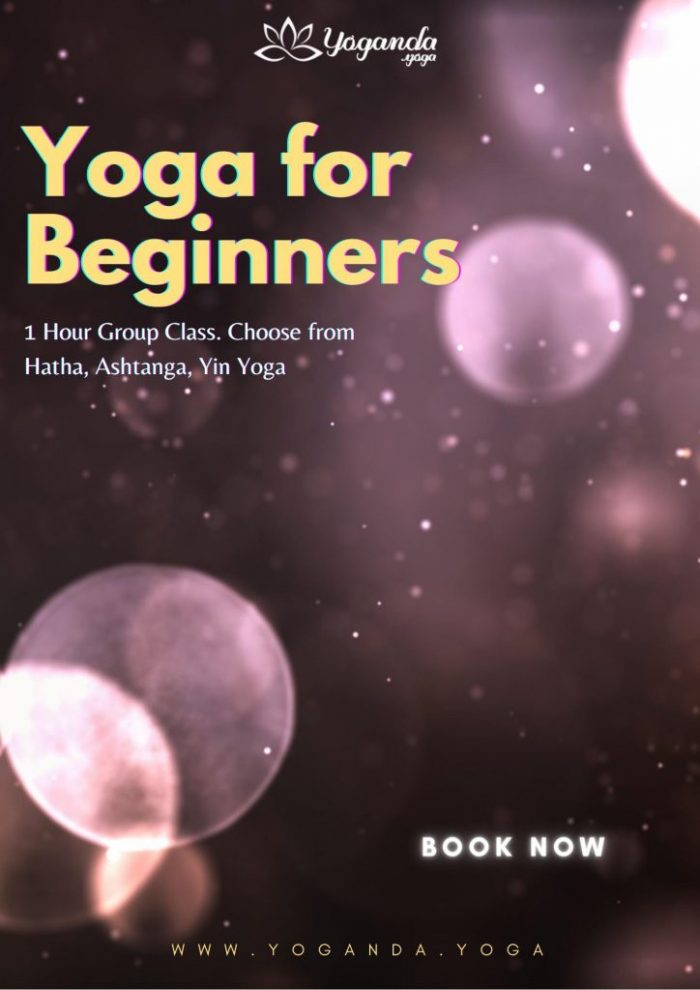Online Yoga Class for Beginners
